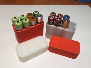 Box Battery AAA x8pz V1