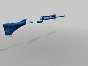 `l1a1 rifle