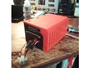 Ramps_1.4_Raspberry_Pi_Case