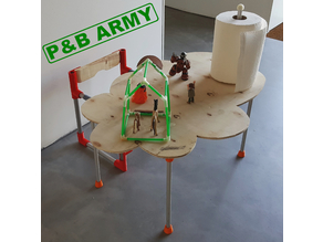 P&B ARMY (PIPE AND BOARD)