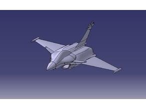 Dassault Rafale (3D-Printable)