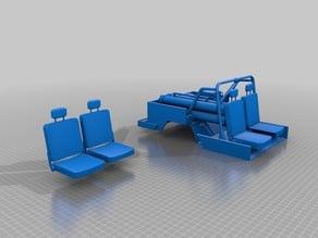 RC CAR SEAT
