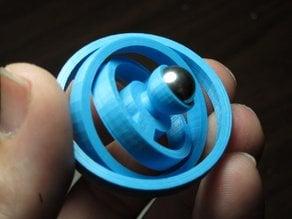 Gimble with 9.5 mm ball
