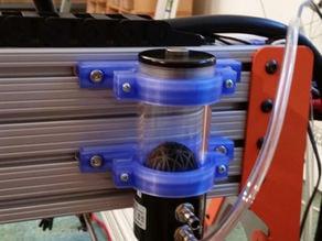 Ugra 132 GPH Water Pump Bracket for Grunblau Platform CNC