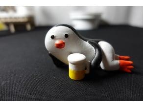 beer penguin & sanding zig