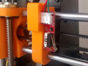 End Stop X Prusa