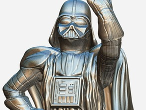 Darth Vader DC Sculpture Bust