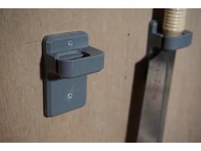 Japanese Saw holder/hanger