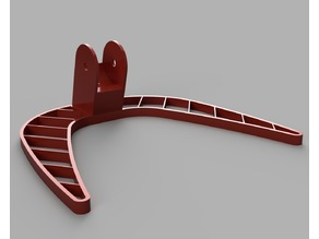 Lightweight And Fast-Printing Digital Sundial Stand