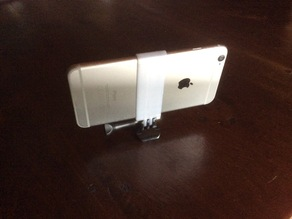 iMount GoPro mount for iPhone 6+/6s+