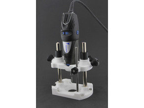 Dremel 300 series Router attachment