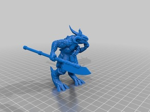Demon Pillager for Tabletop Gaming