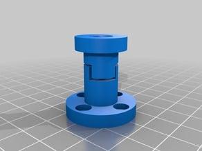 8mm ACME leadscrew anti-backlash nut