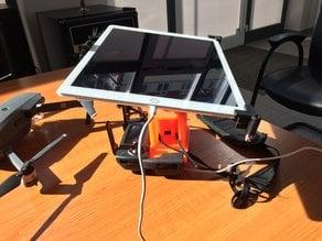 DJI Mavic iPad Microphone Stand Holder Adapter