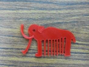 Mammoth Comb