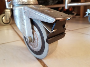 Brake Lock For Care Walker