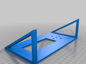 Anet A8 screen holder