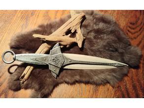 Skyrim Dragonbone Dagger