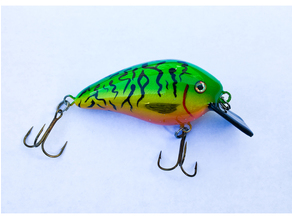 Squarebill Crankbait Fishing Lure
