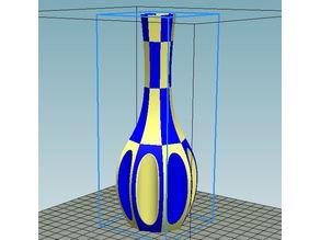 Dandelion Vase Dual Color remix