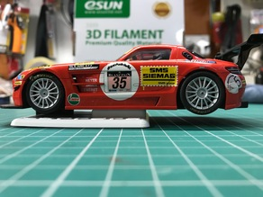 Slot Car Stand for Carrera 132