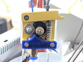 Extruder Filament Guide for MK8