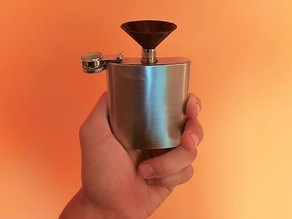 Flask Funnel - 3 OZ