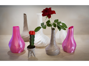 Pack of vases
