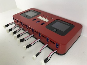 Dual ISDT Q6 Charger case