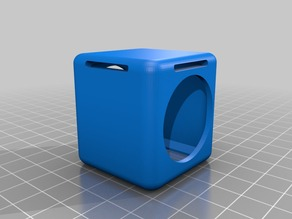 Polaroid Cube Case (flexible filament required)