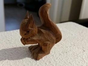 Ecureuil, squirrel