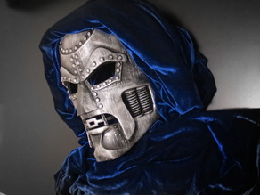 Doctor Doom Mask