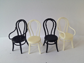 1:24 Thonet Chair