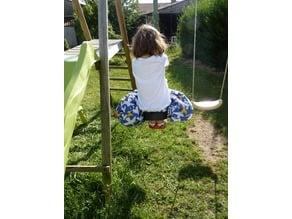 Swing seat - Siège de balancoire SOULET (portique)