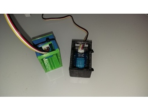Grove humidity sensor box