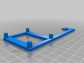 Mosfet Bracket for CR-10