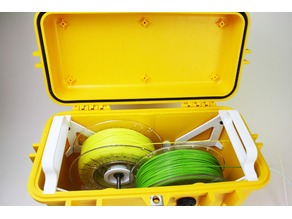 Filament Dry Box (Peli Case).