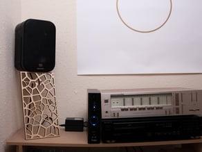 Voronoi speaker stand