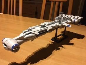 StarWars Rebel Battle Cruiser REFIT