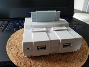 SNES Cart for the MiniSNES Replica Retro Pi System