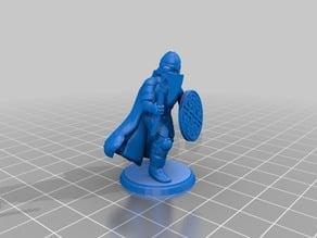 Barbarian Warrior - Bearded Ax