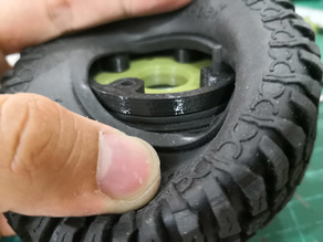 Ring for 133% Ossum Jeep Wheel