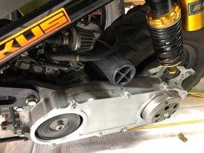 Honda Ruckus Zoomer Velocity Stack