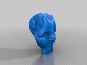 Sculpt/Anatomy study
