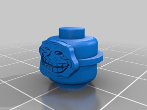 Working Lego Trollface