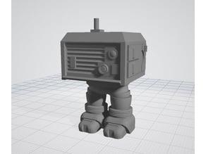 Star Wars Solo JV-P12 HVAC Droid Action Figure