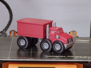 Titan Truck (multi-material)