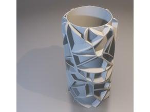 Voronoi vase (rounded or not)
