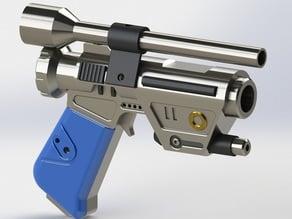 Flashy - a Star Wars the Old Republic blaster