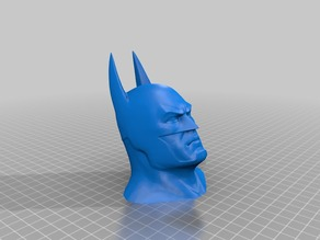 Batman no errors and smoothed